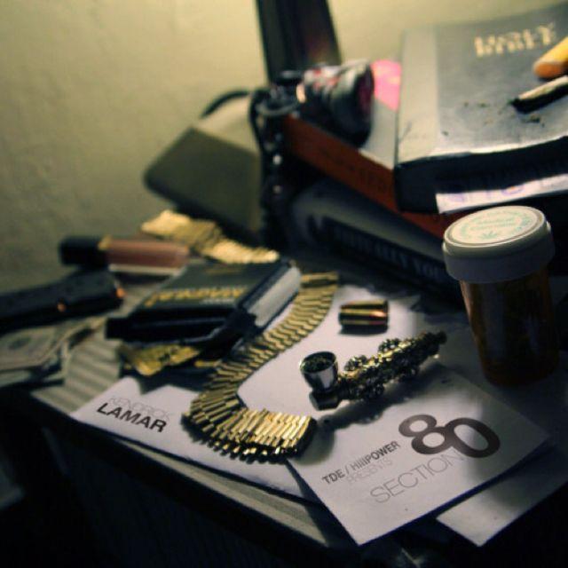 Kendrick Lamar- Section 80 (With images)   Kendrick lamar ...