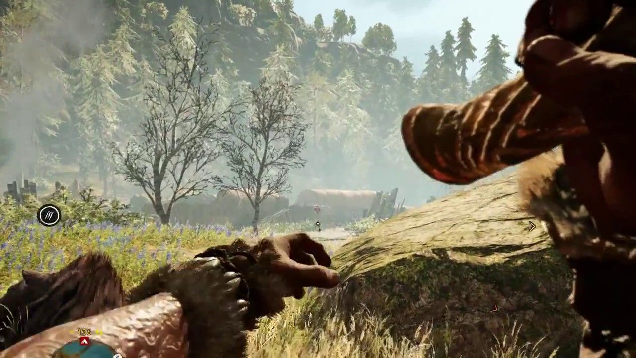 Far Cry Primal Udam Hunting Goats And Tiger Kills Enemies Far Cry Primal Enemy Primal