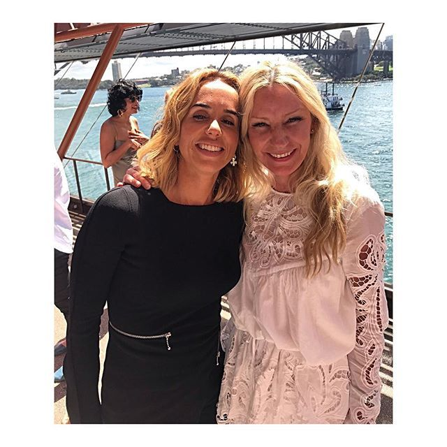 Lunch today with this amazing woman @pip_edwards1 at @sydneyoperahouse for @urbanlistsyds first ever Love.Food event for International Womens Day  #amazing #loveyalady x  . . . . . #internationalwomensday #urbanlist #sydneyoperahouse #iwd2018 #supportwomen #successfulwoman #urbanlisted #pipedwards #penation