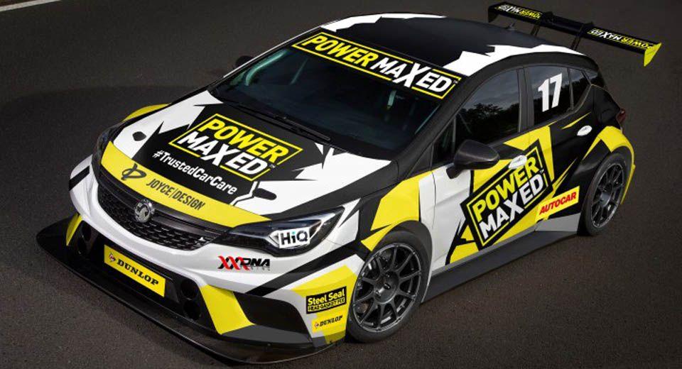 Vauxhall Astra Returns To British Touring Car Championship