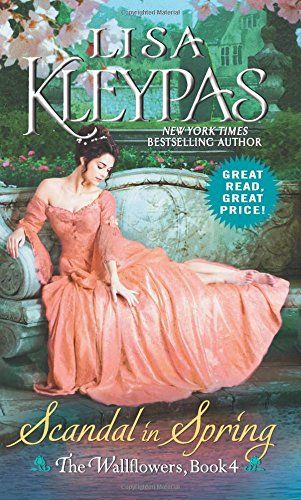 Scandal in Spring (The Wallflowers, Book 4) by Lisa Kleypas http://www.amazon.com/dp/0060562536/ref=cm_sw_r_pi_dp_gIW-wb1TEN4ZZ