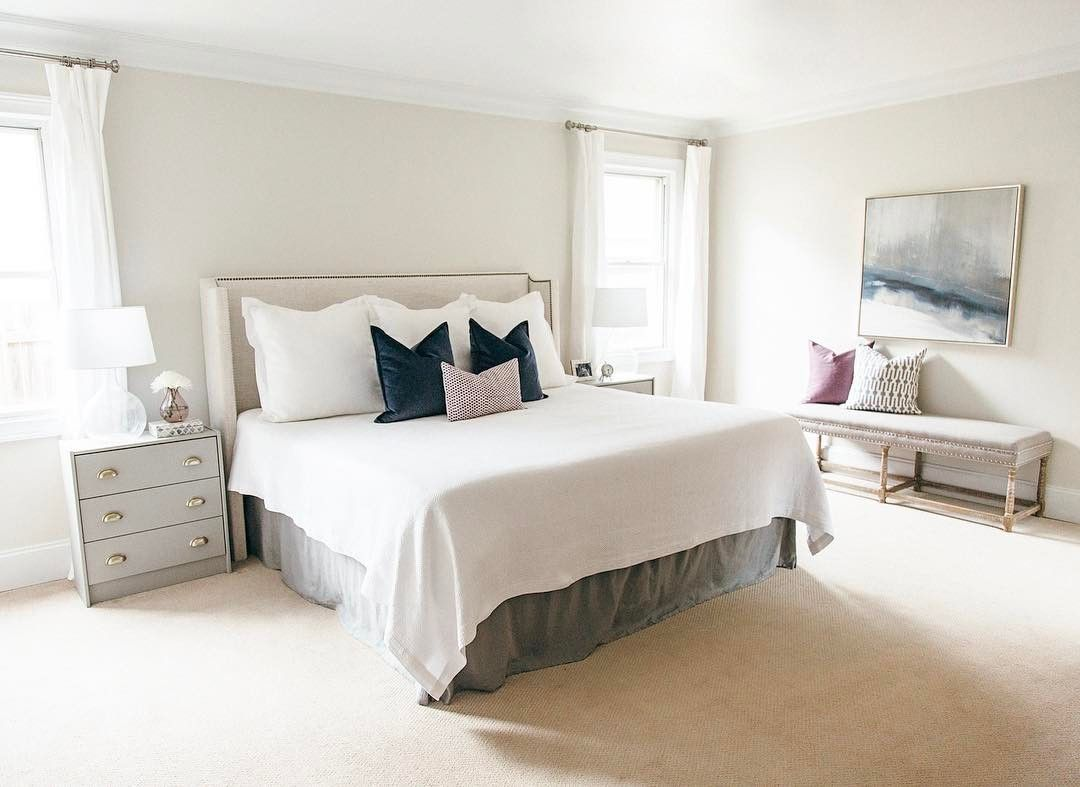 Classic Bedroom Colors Classic Gray Benjamin Moore Paint Colors In 2019