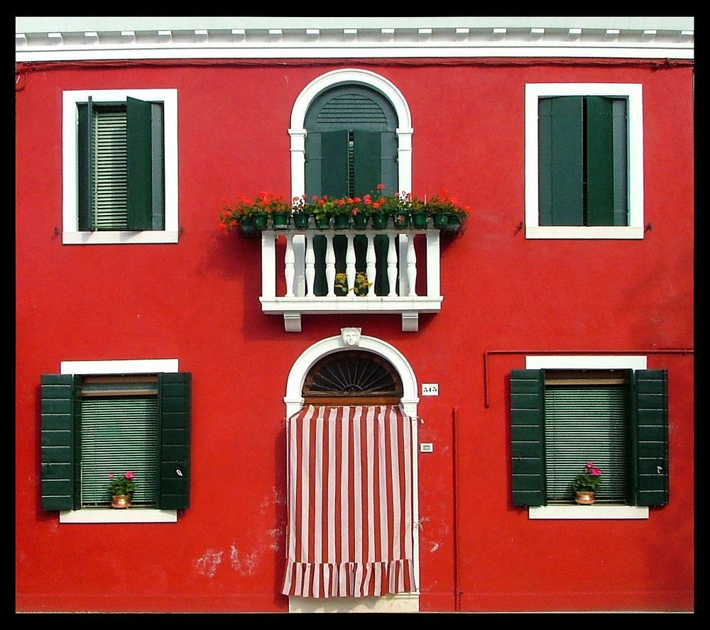 Bianco, rosso e verde - Immagine & Foto di Ale De Angelis di Venezia - Fotografia (23116078) | fotocommunity