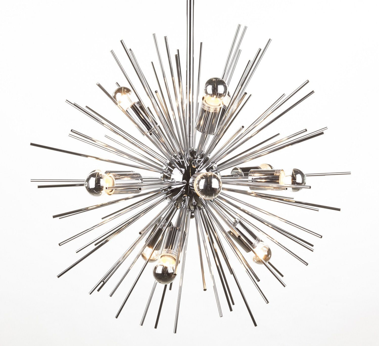 Quorum electra 8 light sputnik chandelier amp reviews wayfair - Mid Century Modern Reproduction Zanadoo Chandelier Inspired By France And Son Furnishing Co