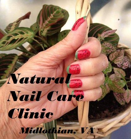 Natural Nail Care Clinic with Candy Daniel Midlothian, Virginia has ...