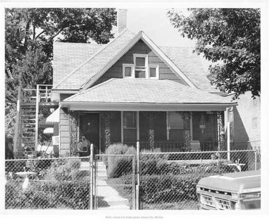 Walt Disney Home 3028 Bellfontine Kansas City Missouri Kansas Missouri Missouri Valley