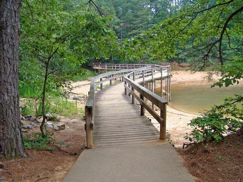 Buford Dam Park Georgia Take A Hike Pinterest