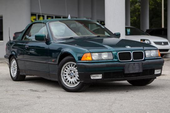 1995 Bmw 318i Convertible Bmw 318i Bmw Bmw E36