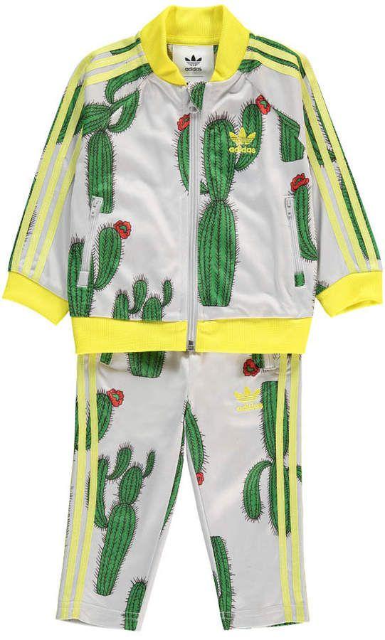 Mini Rodini X Adidas Cactus Jogging Bottoms Childrenswear