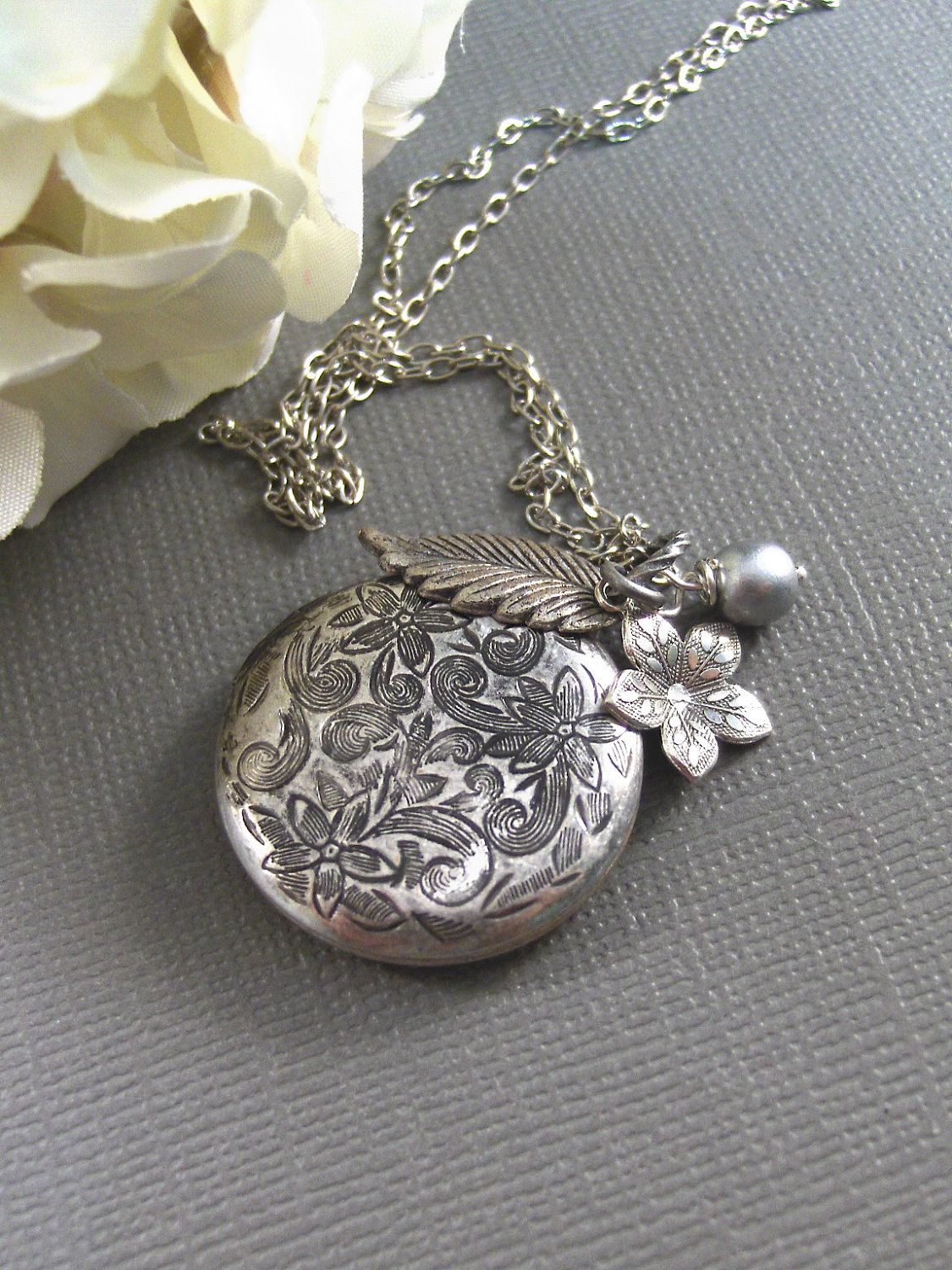 pill finish necklace or antique message amazon com holder silver note solid anatomical heart dp vegan lockets pendant with locket sterling opens box