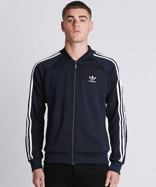 adidas Originals Superstar Track Top | Adidas | Adidas
