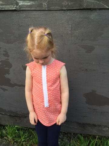 Kiwi Crafty Chemist: FO: Eclair Blouse by Gracious Threads (and ...
