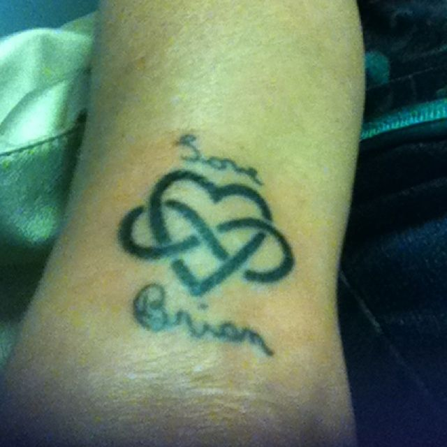 a5d654b2d small memorial tattoos for my brother | Memorial Tattoos For Little Brother  My memorial tattoo. my baby