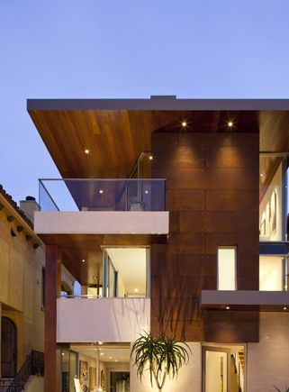 Michael Lee Architects Project Dream House Exterior Pinterest