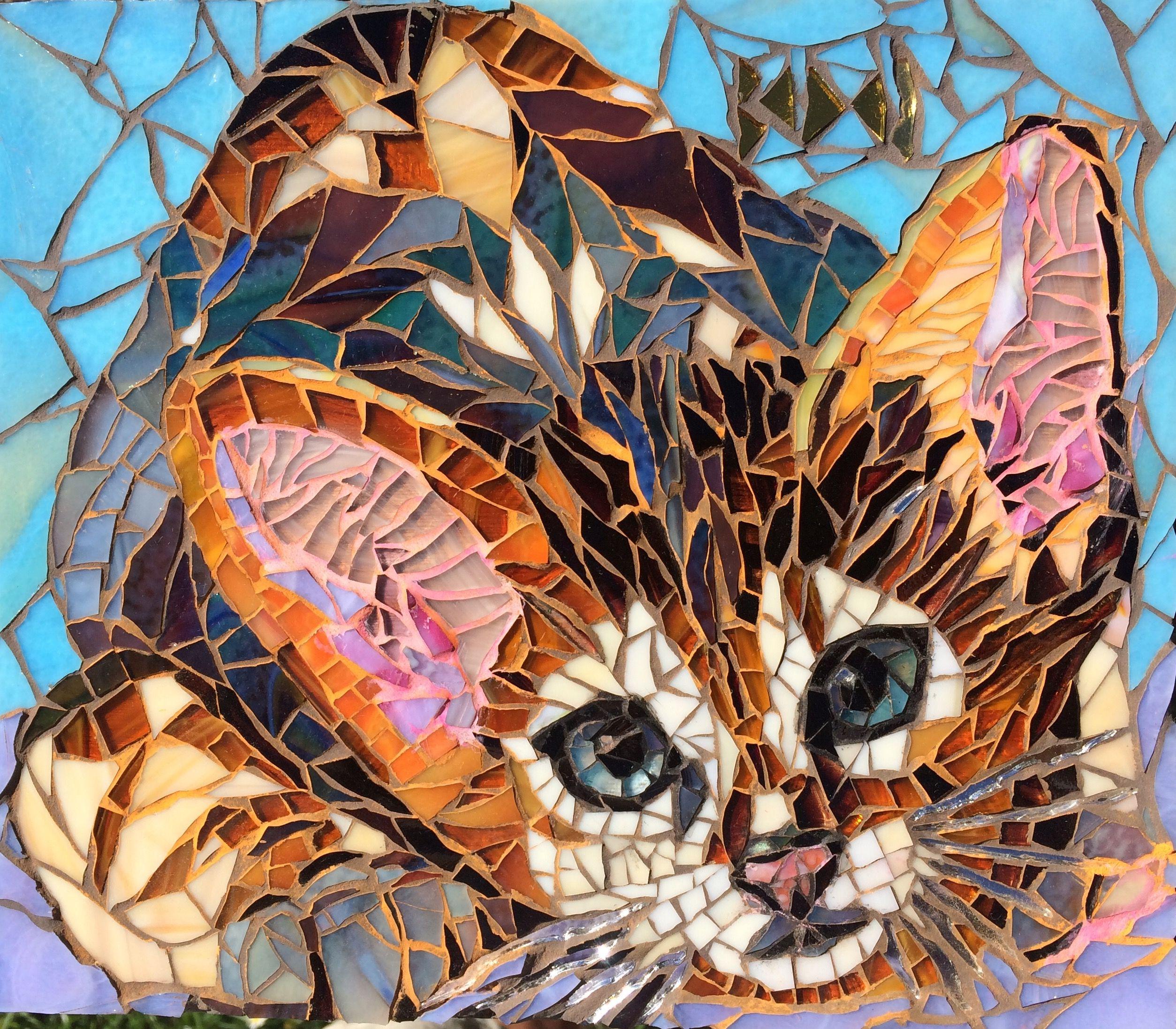 Art Et Decoration Juin 2017 anne bedel juin 2017 : kitten, chaton en mosaique de verre