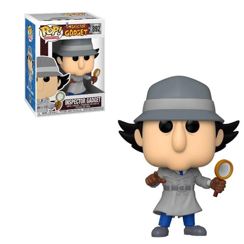 INSPECTOR GADGET Gadget Funko POP!
