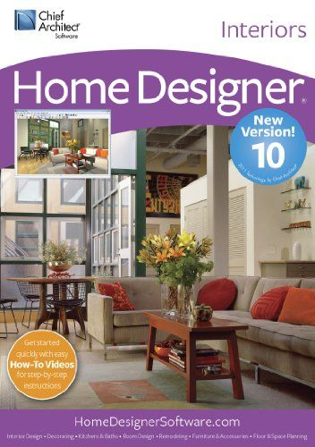 Chief Architect Home Designer Interiors 10 Download Update Your Kitchen Or Bath With New Cabi Chief Architect Interior Design Software Home Garden Design
