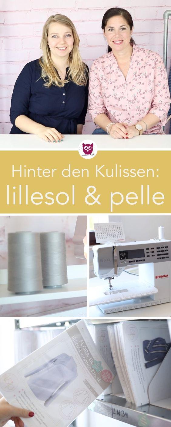 Nastja trifft Julia von lillesol & pelle Lille