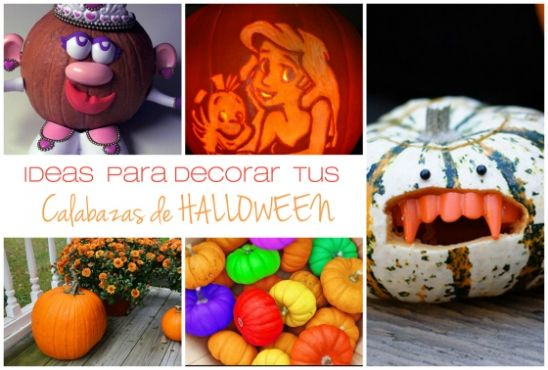 30 ideas para hacer CALABAZAS de Halloween | Blog de BabyCenter