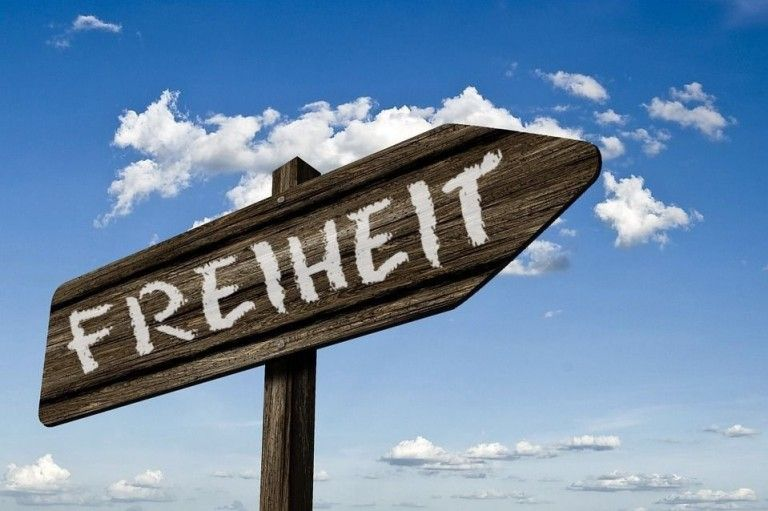 Was das Wort #Freiheit uns sagen will: http://akademiederbefreiung.de/was-das-wort-freiheit-uns-sagen-will/