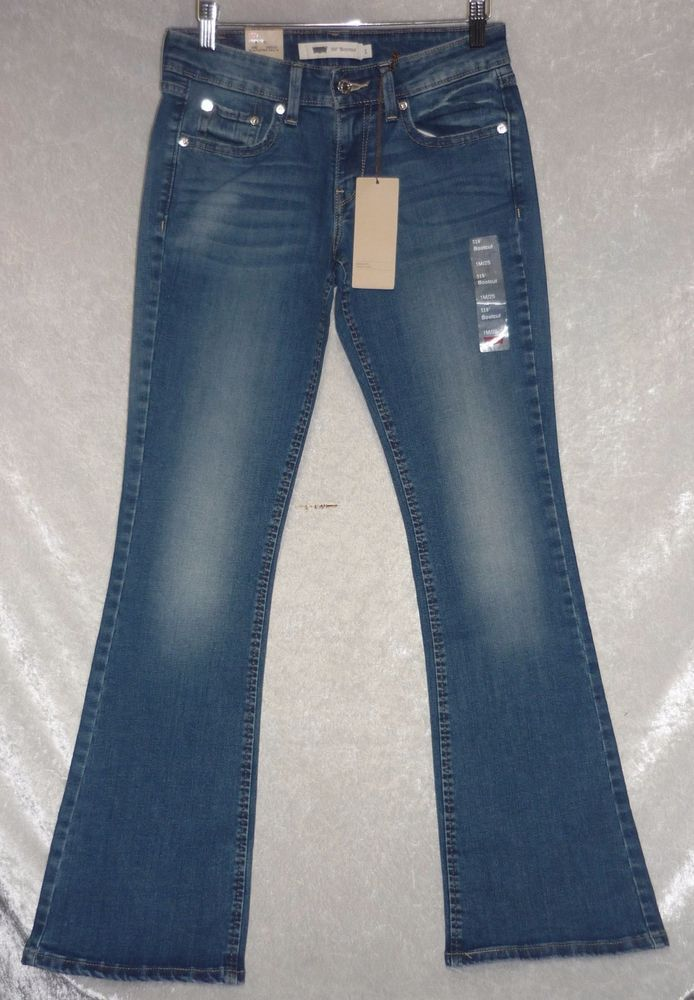 Bootcut jeans size 1