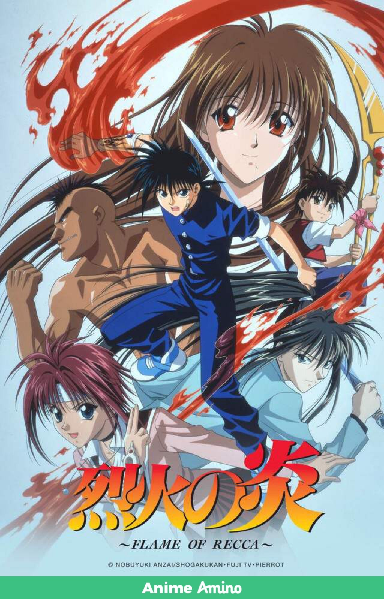 Pin By Chanel Aprahamian On Acg Wallpapers In 2020 Flame Of Recca Anime Popular Anime
