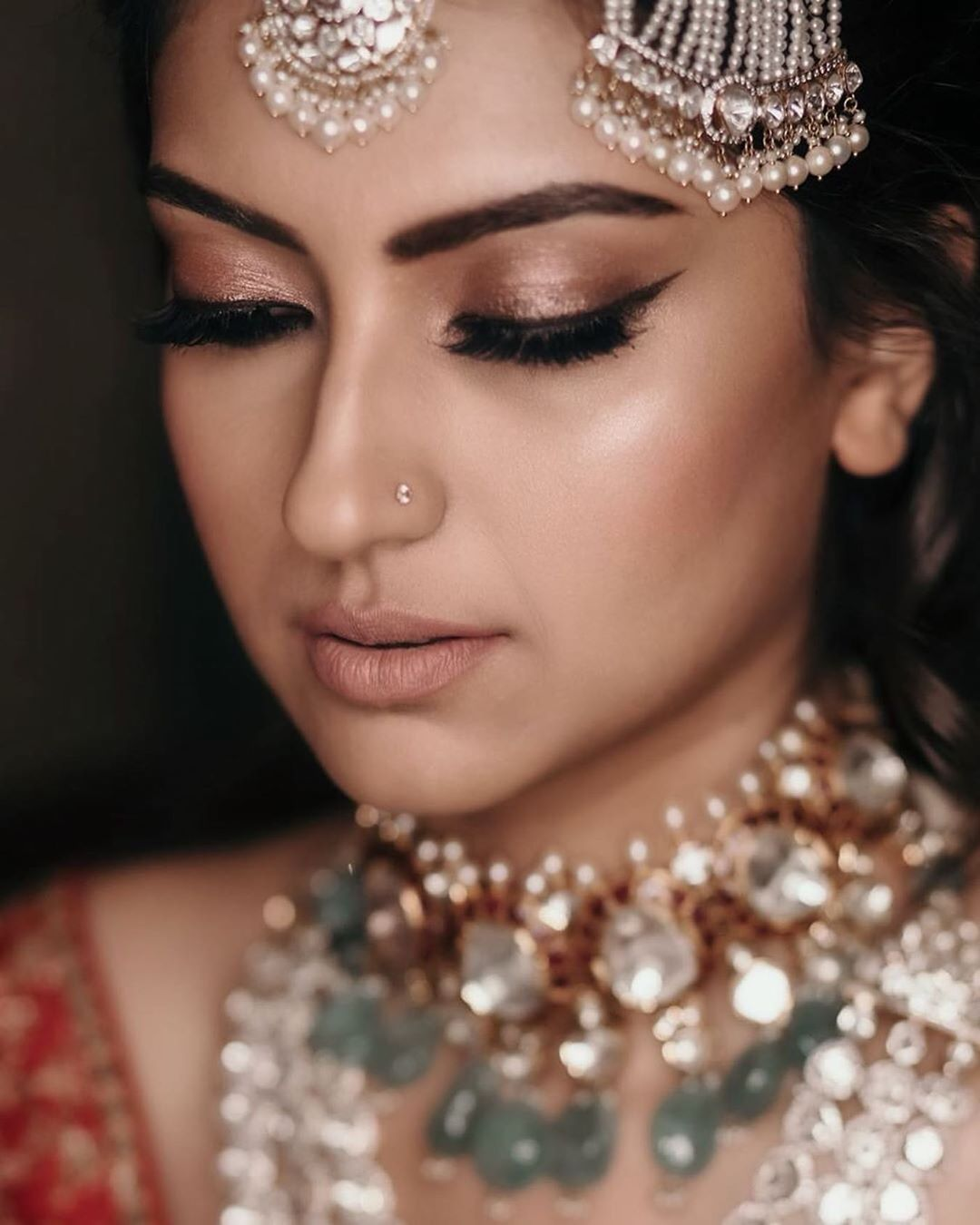 Pin by Dulhaniyaa India's First 360 on Bridal Makeup in