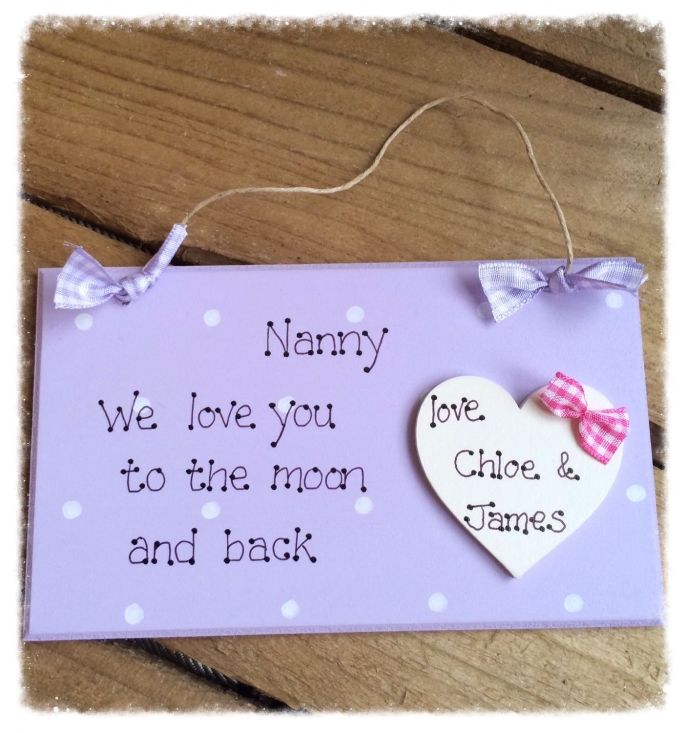 Mothers Day Gifts, Personalised Plaques Handmade Wwwgifts R Uscom