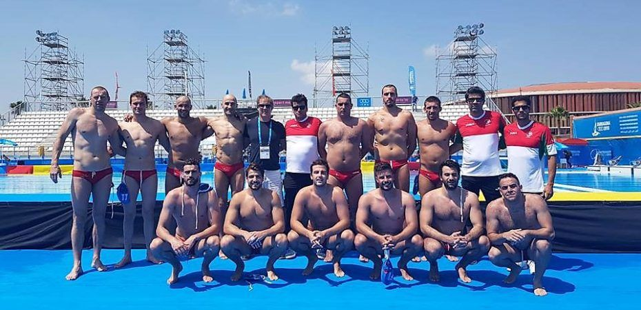 Seleção masculina de polo aquático de Portugal estreia nos Jogos do  Mediterrâneo frente à França 04a581eaacba3