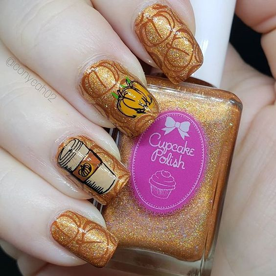 70+November Nail Art Ideas That Are Perfect for