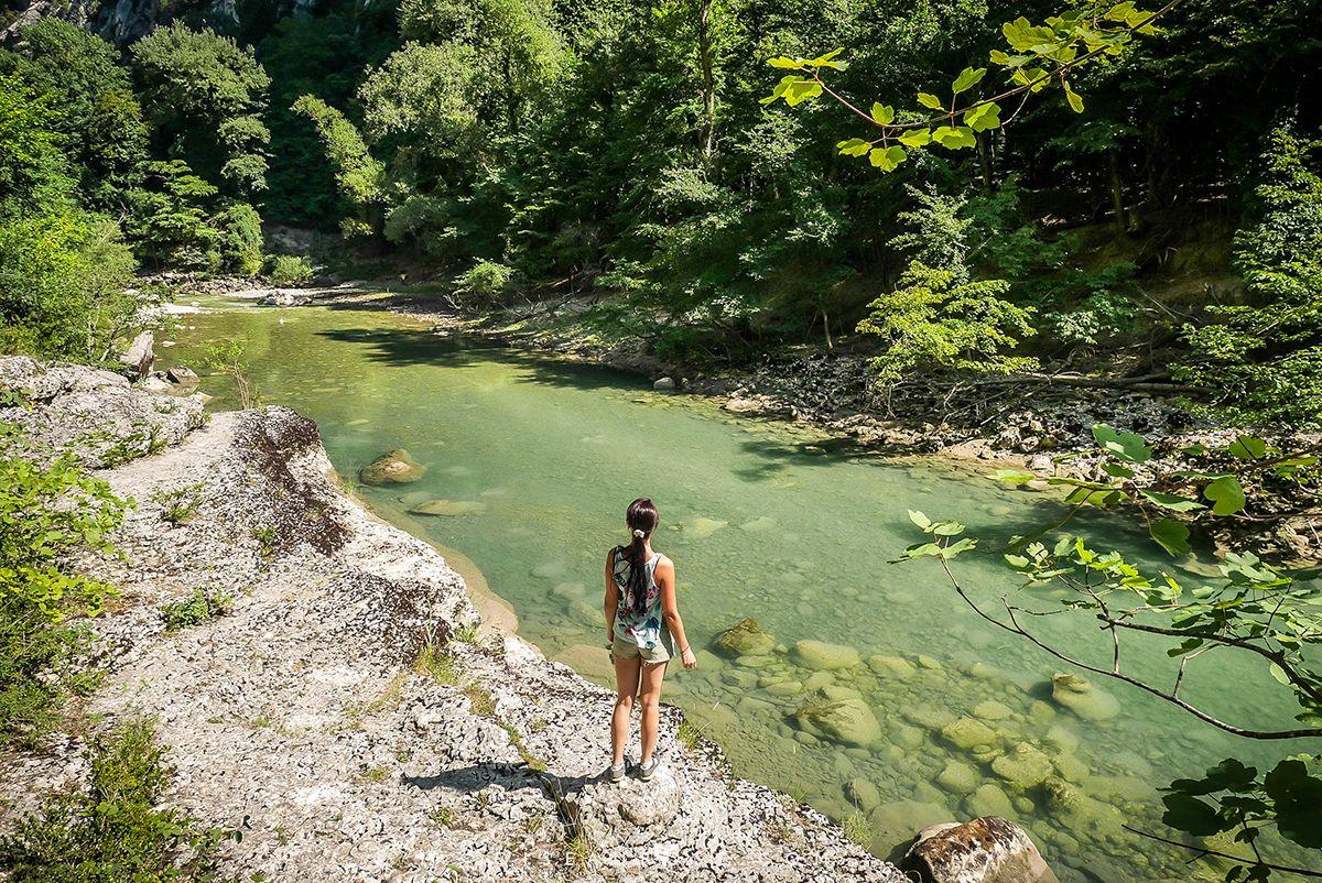 Une randonnée parfaite pour découvrir les gorges du Verdon