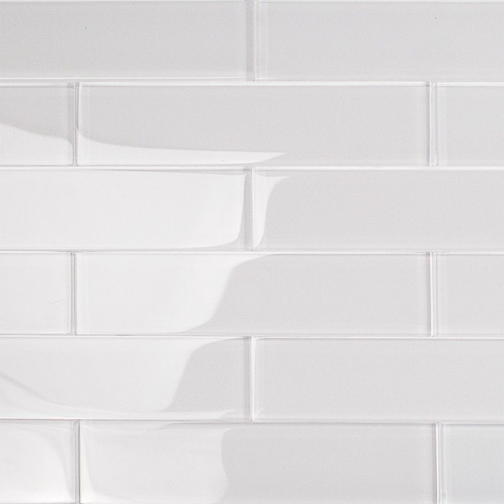 Loft super white 2x8 polished tile pinterest lofts bathroom loft super white polished glass tile this super white subway tiles are decorative and durable making it a great back drop the glass tile wi doublecrazyfo Image collections