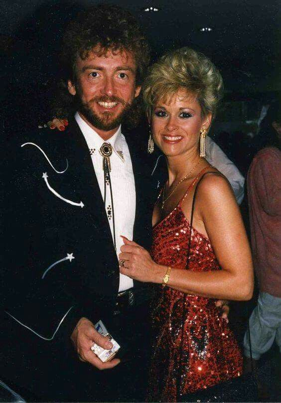 Lorrie Morgan And Keith Whitley Country Music Royalty