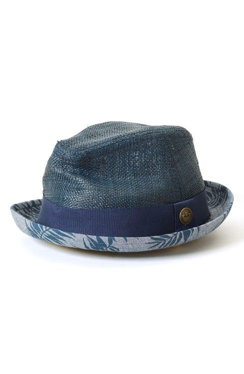 6b6343fb Main Image - Goorin Brothers Beach Club Straw Trilby