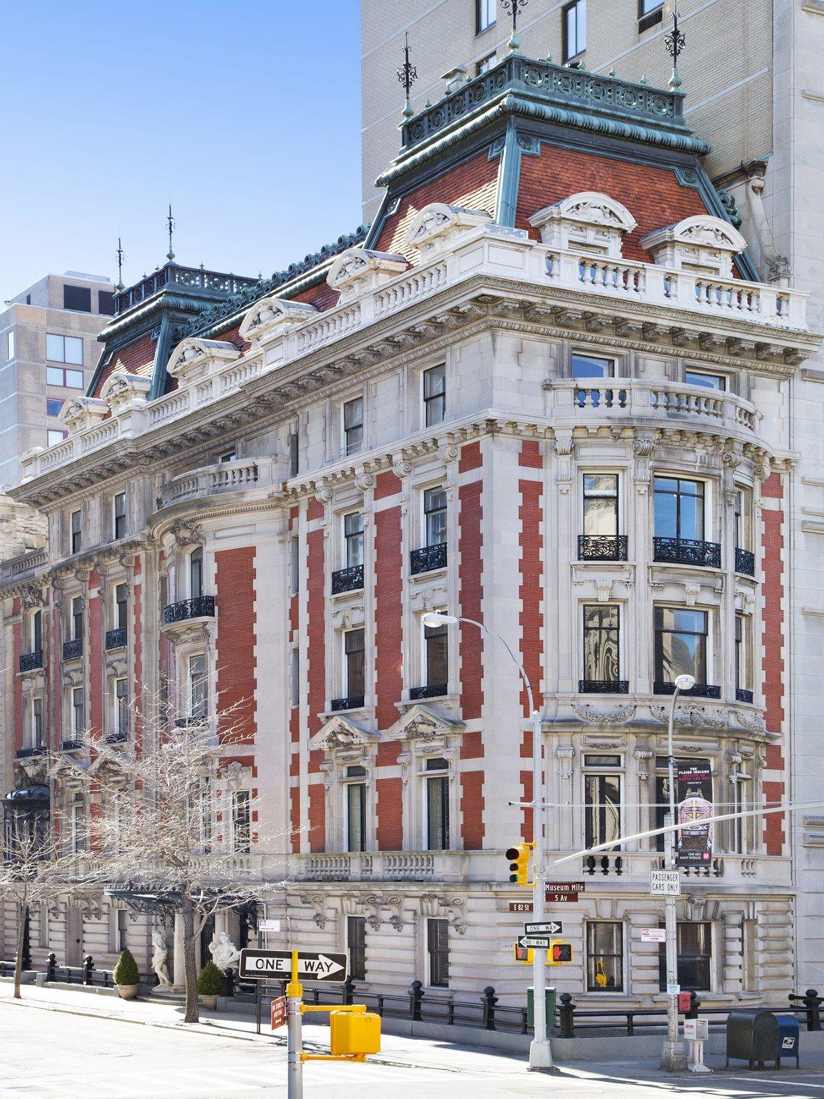 Benjamin N Duke House 1009 Fifth Avenue New York Welch