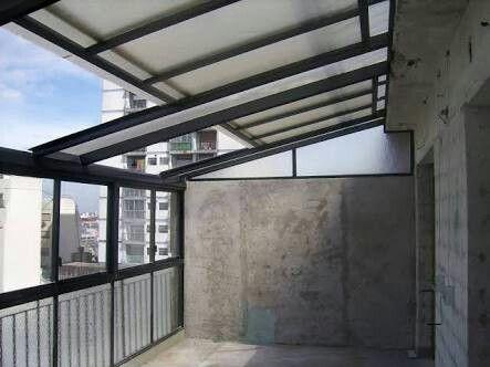 Techo corredizo para terraza dise o de casas techos - Diseno de interiores malaga ...