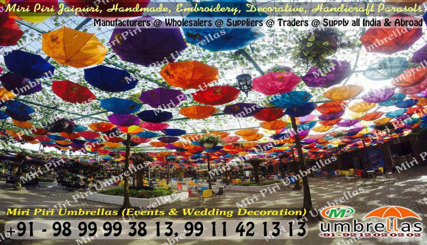 How to use umbrellas for wedding decorations wedding umbrella how to use umbrellas for wedding decorations junglespirit Images