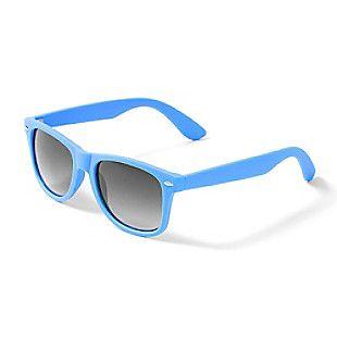 Retro Rubber Sunglasses