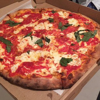 Nick's Pizza - New York, NY, United States. To go large pie ~ follow me on Instagram: @nickefresh71