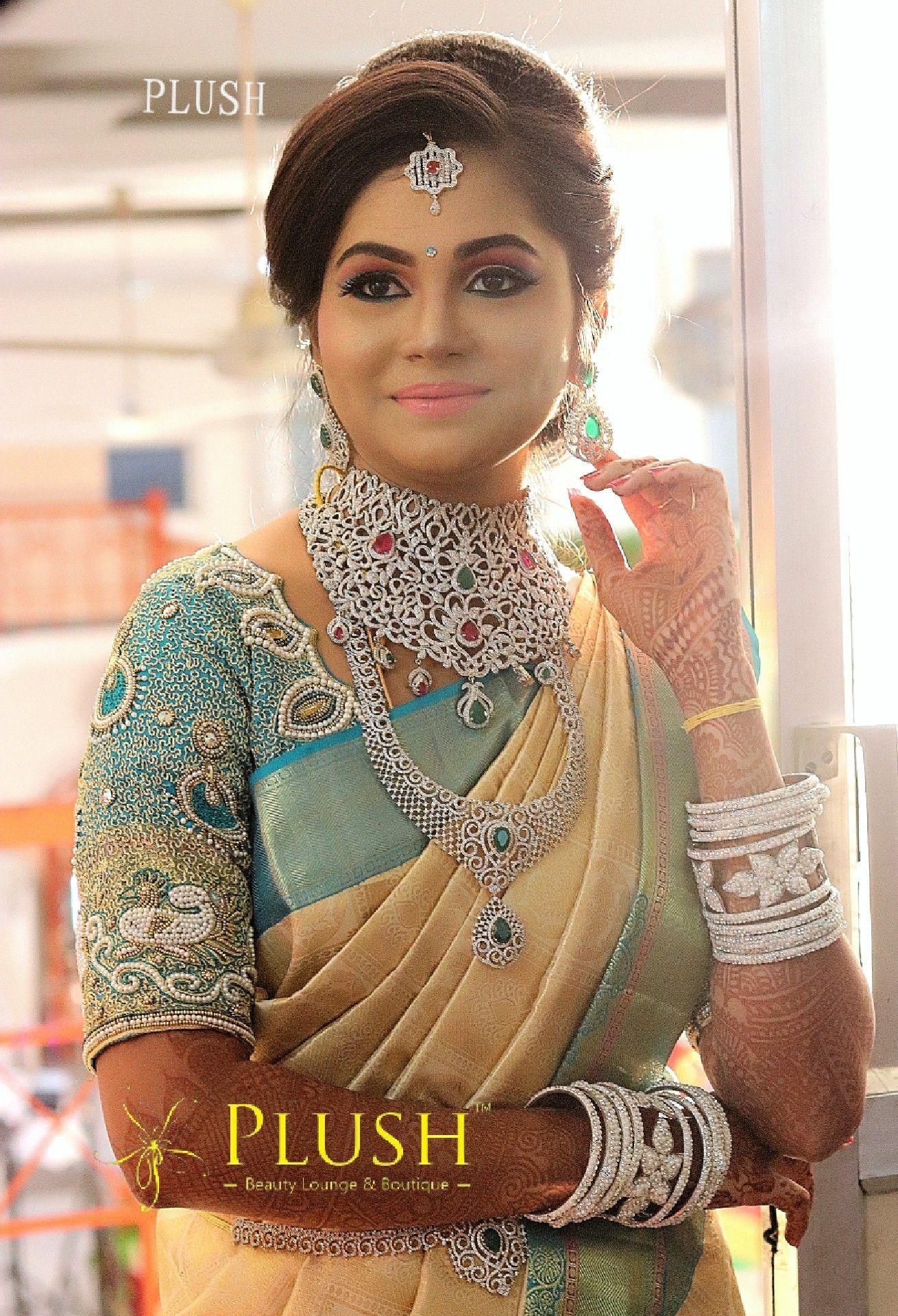 plush bride - soundarya @coimbatore.. santhoshi's makeover