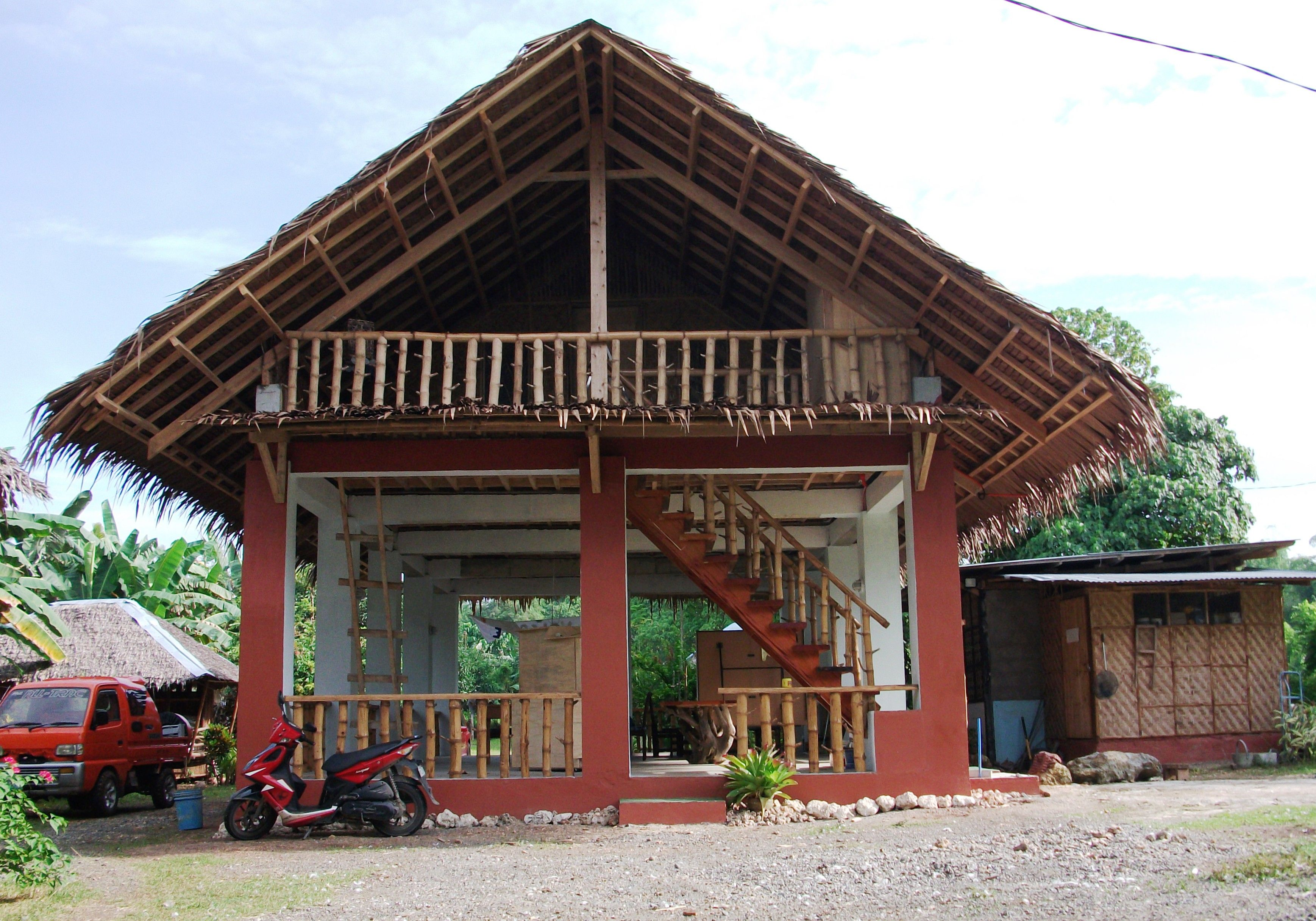 Native House Design In The Philippines | hiqra | Pinterest ... on rest house in tagaytay, rest house nigeria, rest house in cebu, rest house carcar, rest house design, rest house boracay, rest house in bangladesh,