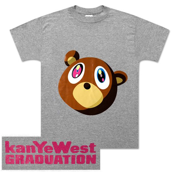 Kanye West Bear Tumblr Kanye West Bear Kanye West Graduation Kanye West Shirt