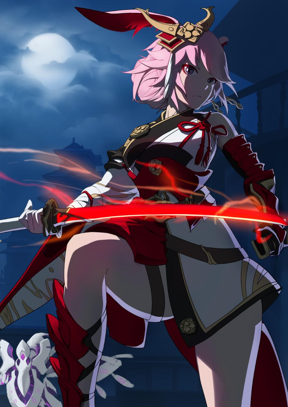 Yae Sakura (Houkai Gakuen)/2575164 Fullsize Image