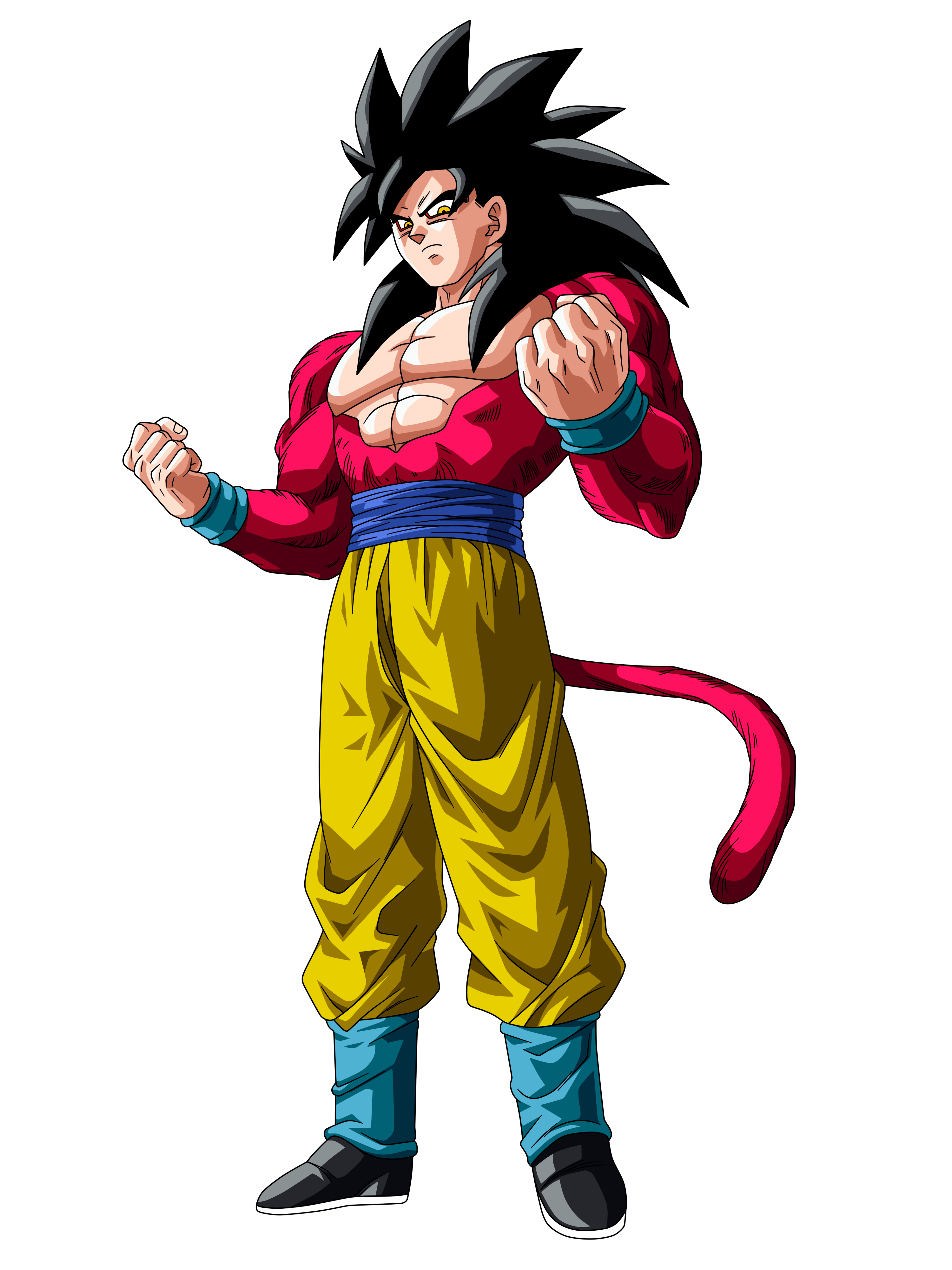 Goku Ssj4 Imagenes De Goku Super Goku Goku Super Saiyan