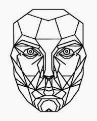 Máscara de Marquardt - Definição de como é um rosto perfeito.