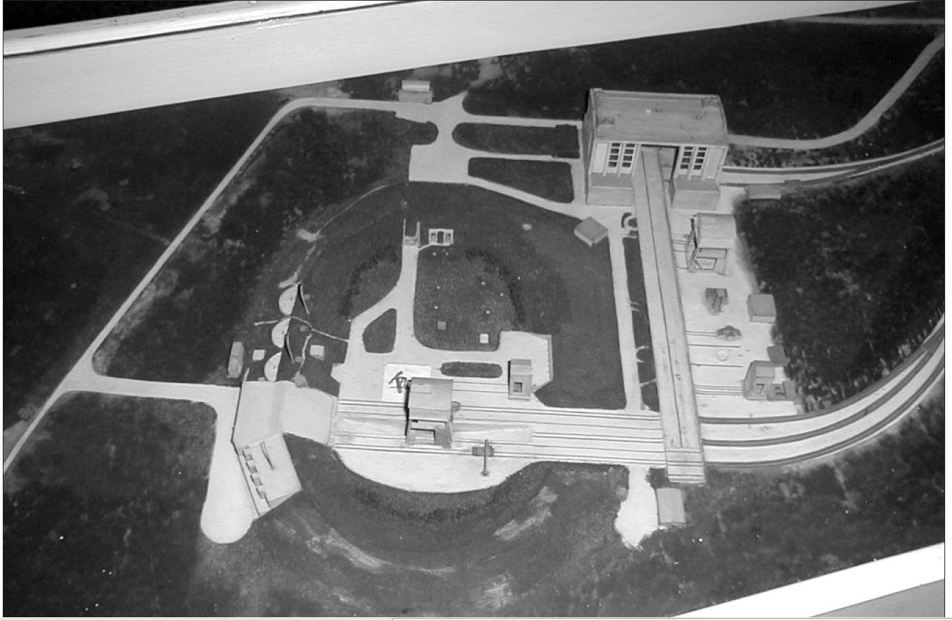Us army intelligence model of v2 rocket test stand for How many homes were destroyed in germany in ww2