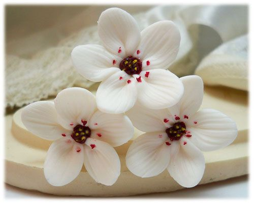 cherry blossom jewelry collection cherries bridal hair and wedding