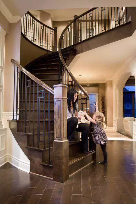 Best Craftsman Rail Prestige Metal Craftsman Staircase 400 x 300