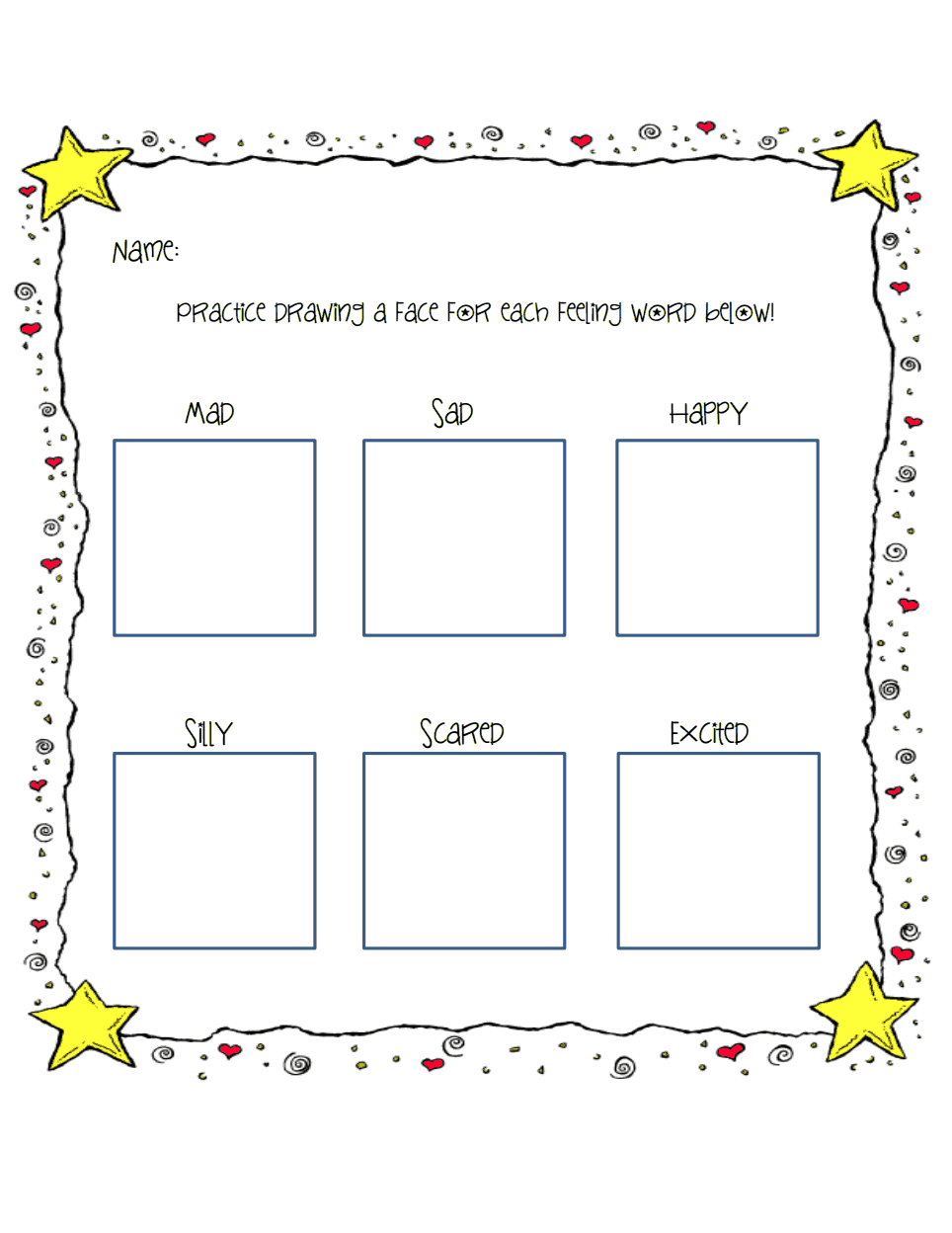 Today I Feel Silly Lesson Plan.pdf | Feelings/emotions | Pinterest