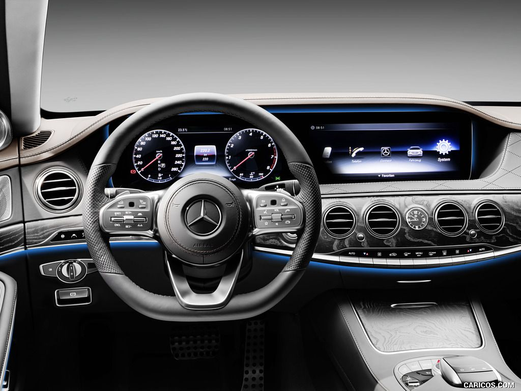 2018 Mercedes Amg S63 Wallpaper Luxury Cars Mercedes Mercedes S